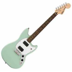 Электрогитара Fender Squier Bullet Mustang HH (Special Run) Surf Green