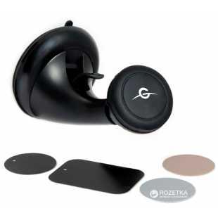 Автодержатель для телефона магнитный Global Hold M07SM Black