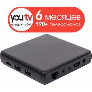 Медиаплеер iNeXT TV3 + ТВ пакет