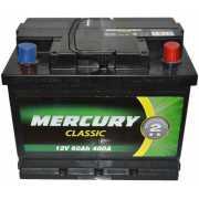 Автомобильный аккумулятор Mercury Classic 60А Ев (-/+)...