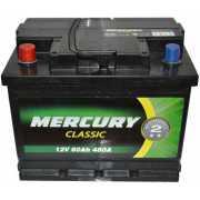 Автомобильный аккумулятор Mercury Classic 60А (+/-)...