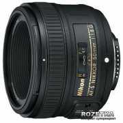 AF-S Nikkor 50mm f/1.8G (JAA015DA ) Официальная гарантия...