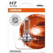 Автолампа Osram Original H7 12V 55W  (64210-01B)