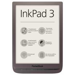 InkPad 3 740 Dark Brown (PB740-X-CIS)