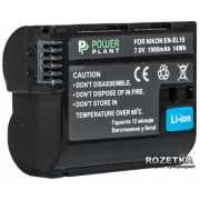 Aккумулятор PowerPlant для Nikon EN-EL15 (D7000, D610, D800,...