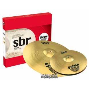 Набор тарелок Sabian SBr 2-Pack