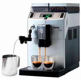 Кофемашина SAECO Lirika Plus Cappuccino10004477+1кг кофе в зернах