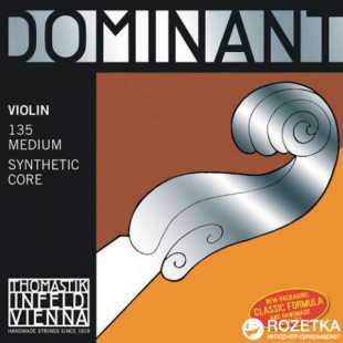 Струны для скрипки Thomastik Dominant 135 4/4 (135)