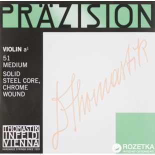 Струна для скрипки Thomastik Prazision 51 4/4 (51)