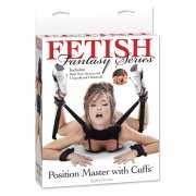 Наручники, ошейники: Фиксатор для рук и ног Fetish Fantasy S...