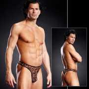 Мужское белье: Мужские танга из сеточки...