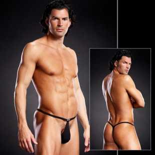 Мужское белье: Мужские POUCH V-стринги