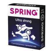 Презервативы: Ультрапрочные презервативы SPRING ULTRA STRONG...