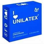 Презервативы: Классические презервативы Unilatex Natural Pla...