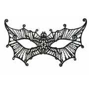 Перчатки и аксессуары: Нитяная маска в форме паутинки...