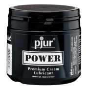На силиконовой основе: Лубрикант для фистинга pjur POWER - 5...