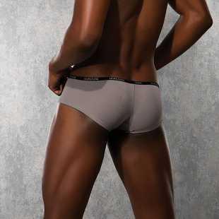 Мужское белье: Укороченные боксеры из хлопково-модальной ткани