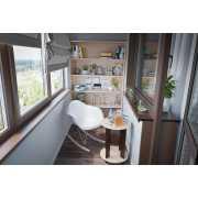 Комплект мебели для балкона №3