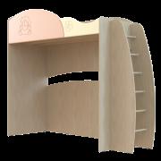 Кровать двухъярусная Капитошка