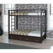 Кровать двухъярусная Валенсия Твист 2.2...