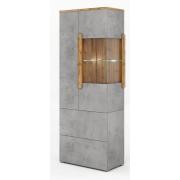 Шкаф-витрина Римини 1