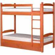Кровать двухъярусная Антошка массив...