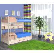 Кровать двухъярусная Ницца