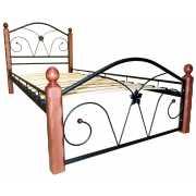 Кровать металлическая Селена