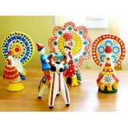Выставка глиняных игрушек в Архангельске...
