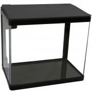 Аквариум PRIME черный, с LED светильником, фильтром и кормуш...