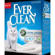 Наполнитель для кошачьего туалета EVER CLEAN Total Cover ком...