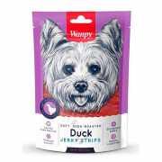 Лакомство для собак WANPY Dog Утка в форме полосочек, мягкие...