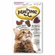 Лакомство для кошек МНЯМС Pro Pet лакомые кусочки мясное асс...