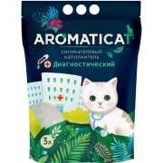 Наполнитель для кошачьего туалета AROMATICAT силикагелевый д...