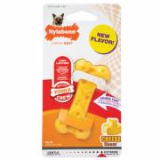 Игрушка для собак Nylabone Косточка экстра жесткая с аромато...
