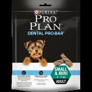Лакомство для собак Pro Plan Dental Pro Bar Small\Mini 150г...
