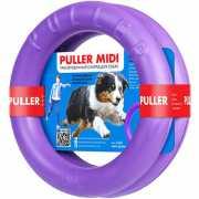 Игрушка для собак PULLER 6488 Тренировочный снаряд Миди 20см...