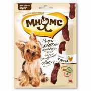 Лакомство для собак МНЯМС Pro Pet мини-колбаски для мелких п...