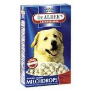 Лакомство для собак Dr. ALDER`s MilhDrops Молочные 250г...