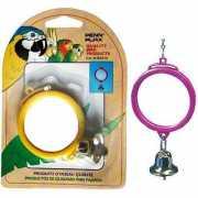 Игрушка для птиц PENN-PLAX ВА510 Зеркало с колокольчиком...
