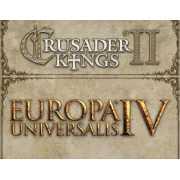 Crusader Kings II: Europa Universalis IV Converter (PC)