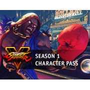Street Fighter V Season 1 Character Pass (PC)