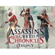 Assassins Creed Chronicles Трилогия (PC)