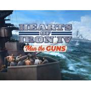 Hearts of Iron IV: Man the Guns (PC)