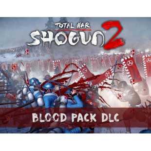 Total War : Shogun 2 - Blood Pack DLC (PC)