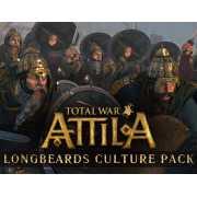 Total War : Attila - Longbeards Culture Pack DLC (PC)