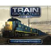Train Simulator: CSX SD80MAC Loco Add-On (PC)