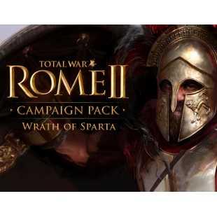Total War : Rome II - Wrath of Sparta DLC (PC)