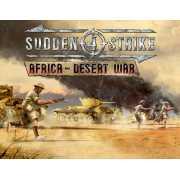 Sudden Strike 4 - Africa Desert War (PC)