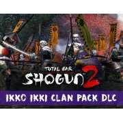 Total War : Shogun 2 - Ikko Ikki Clan Pack DLC (PC)